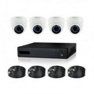 Få styr på sikkerheden med trådløst overvågningsudstyr