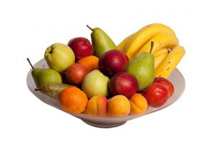Frisk frugt gør godt i hverdagen